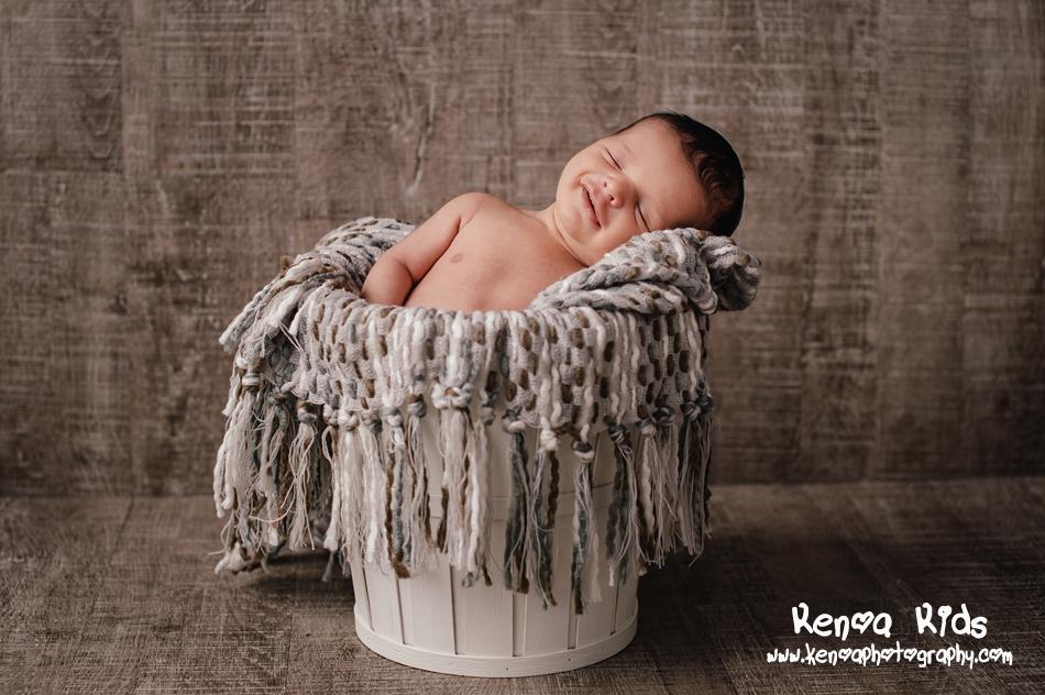 fotografia bilbao newborn